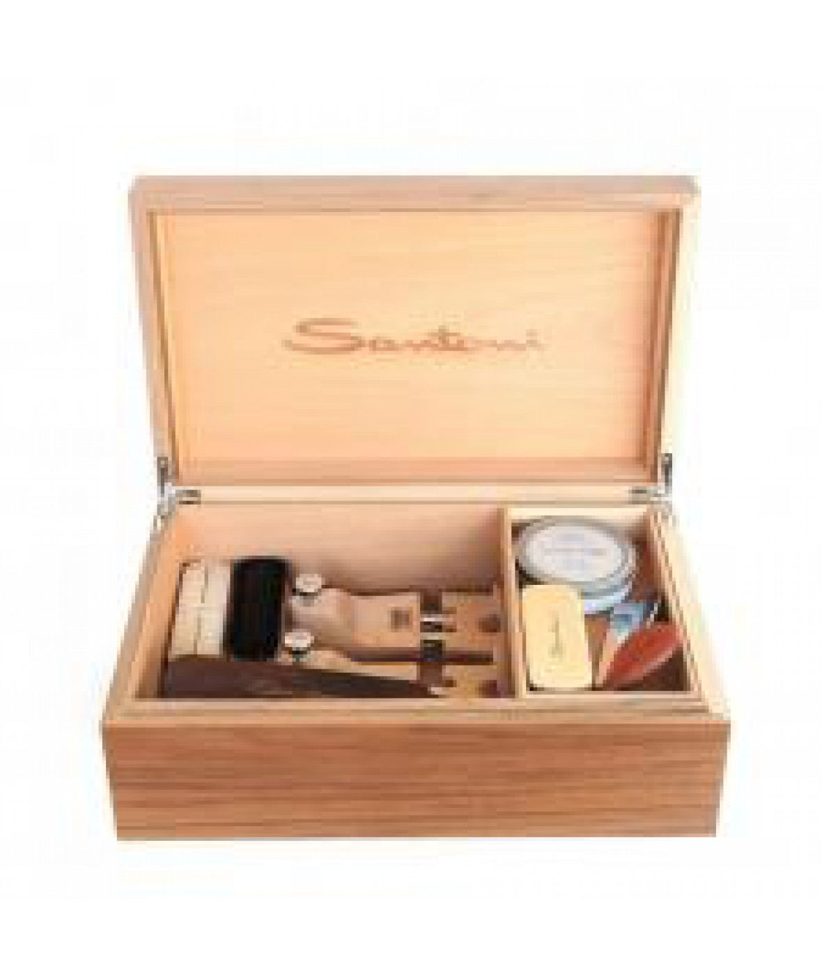 Santoni shoe care box