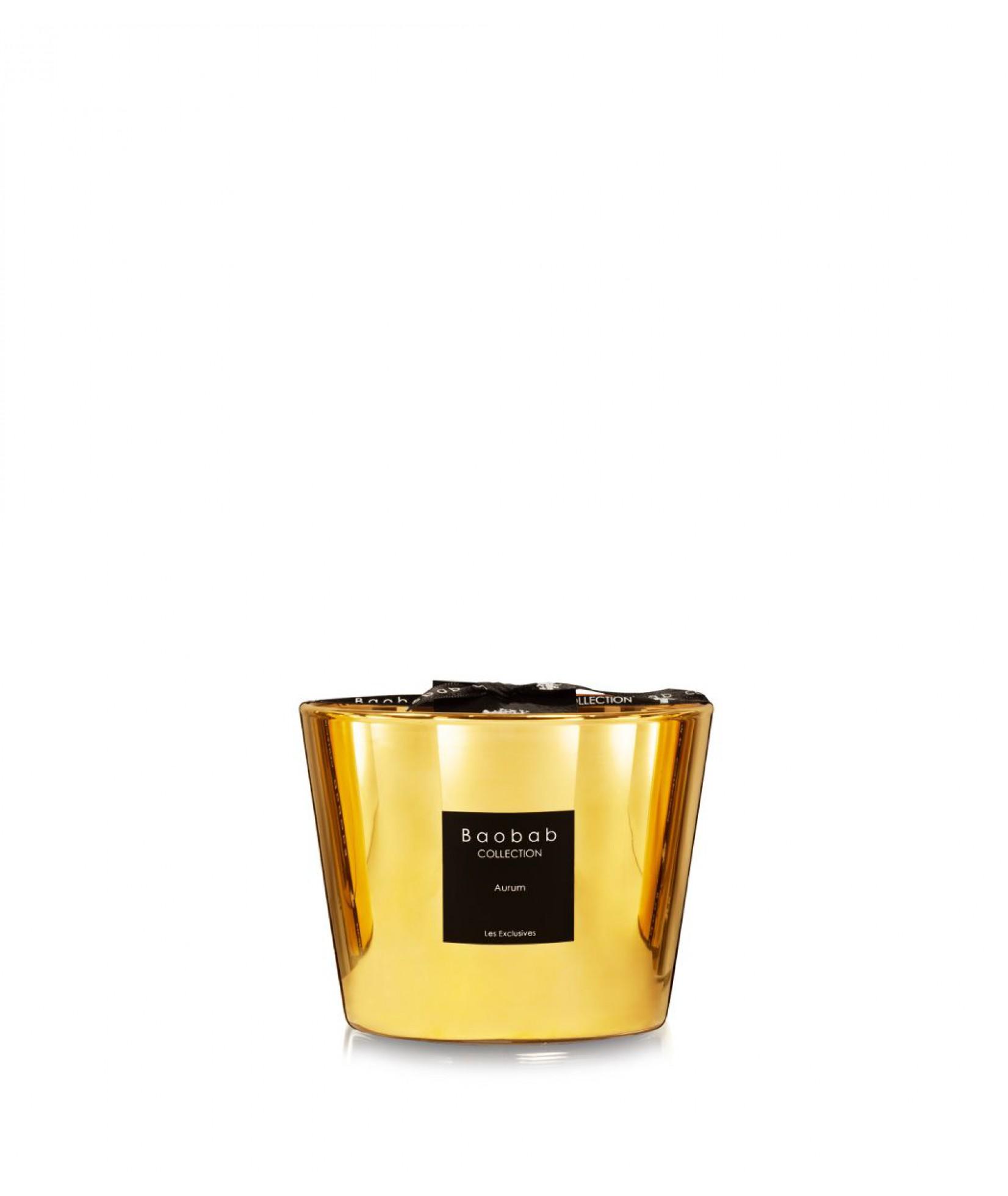 Baobap Scented Candle Aurum (Medium)