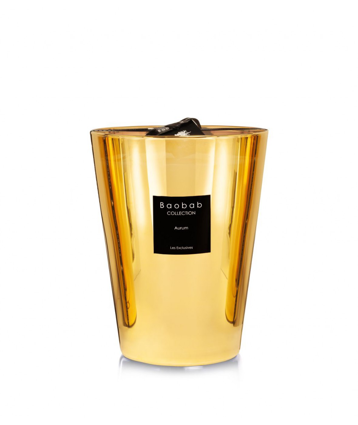 Baobap Scented Candle Aurum (Extra Large)
