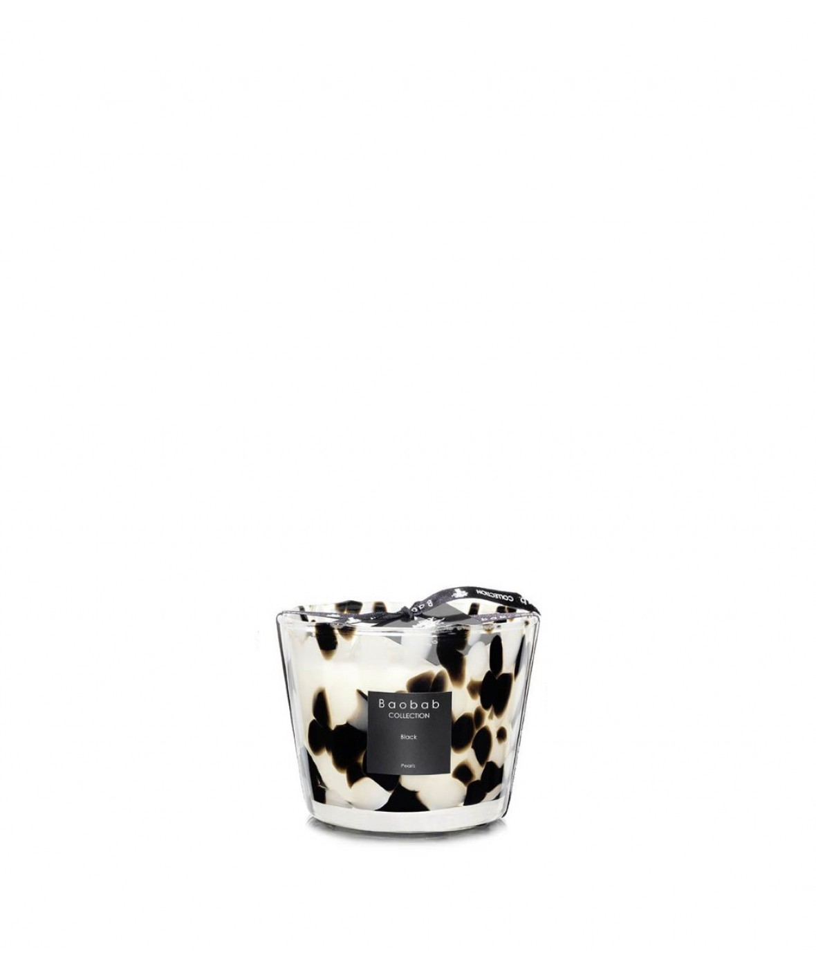 Baobap Scented Candle Black Pearls (Small)