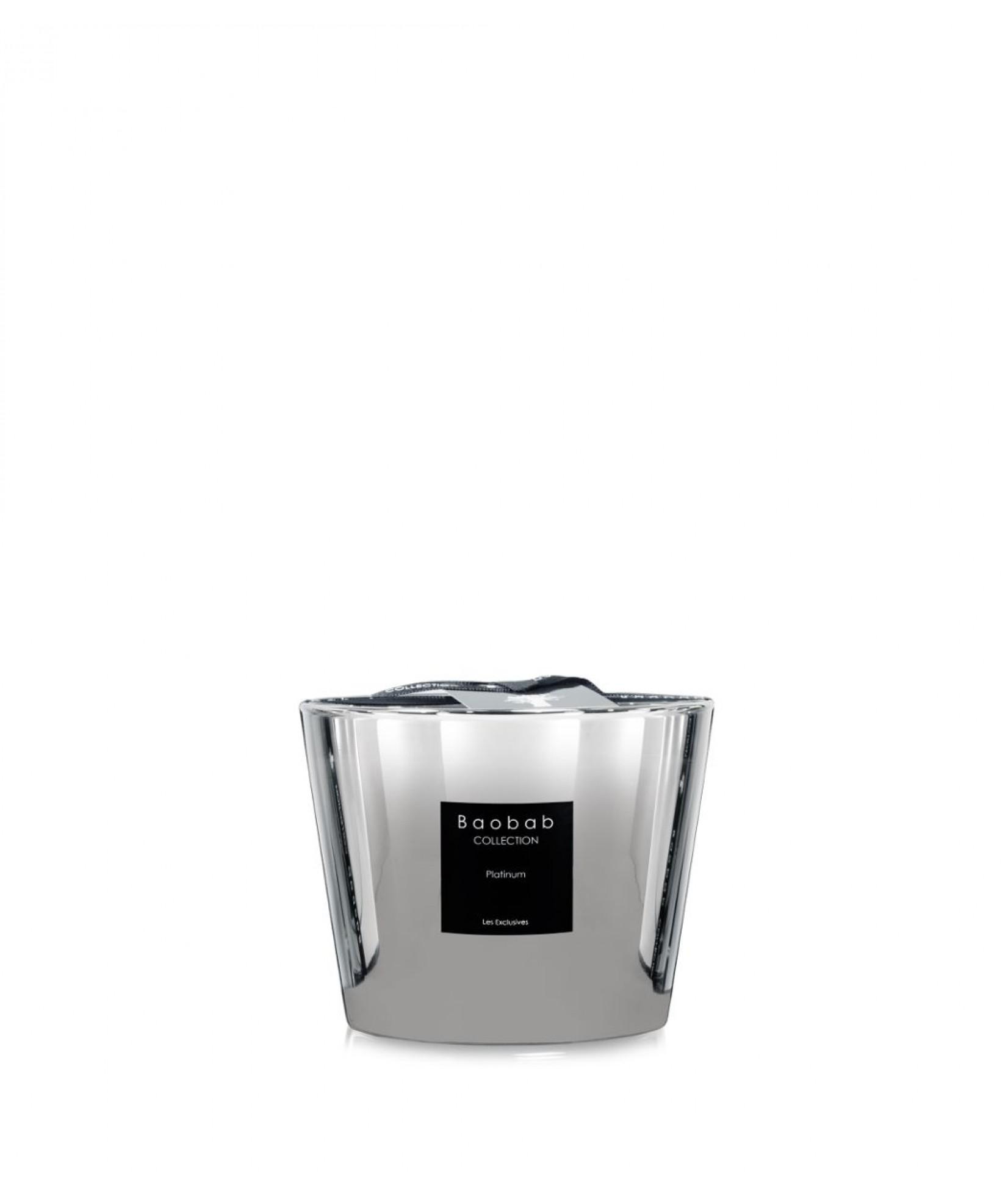 Baobap Scented Candle Platinum (Medium)