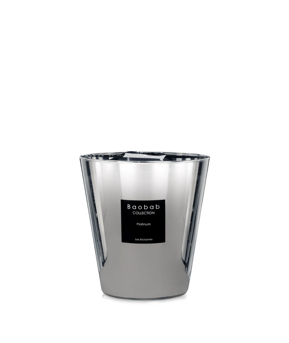 Baobap Scented Candle Platinum (Large)