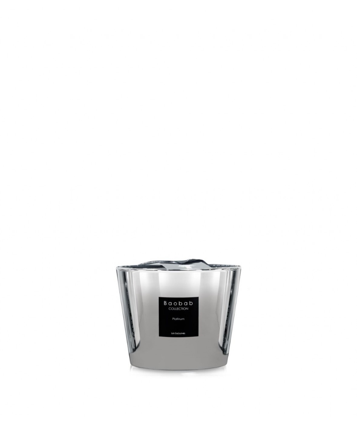Baobap Scented Candle Platinum (Small)