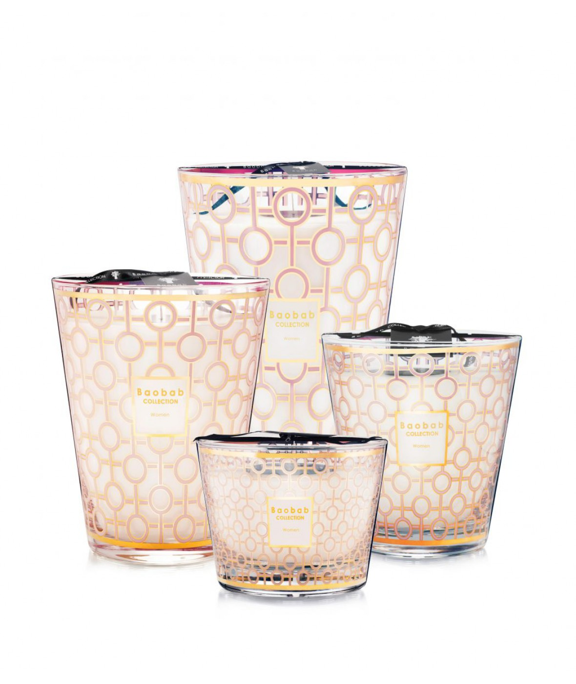Baobap Scented Candles Women (Set)