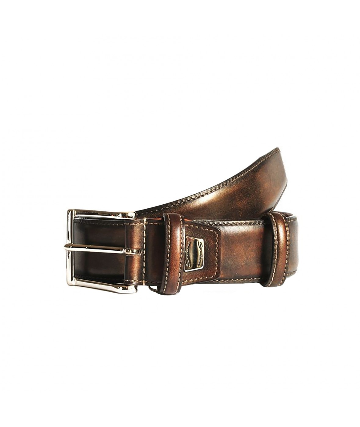 Santoni Belt Leather (419)