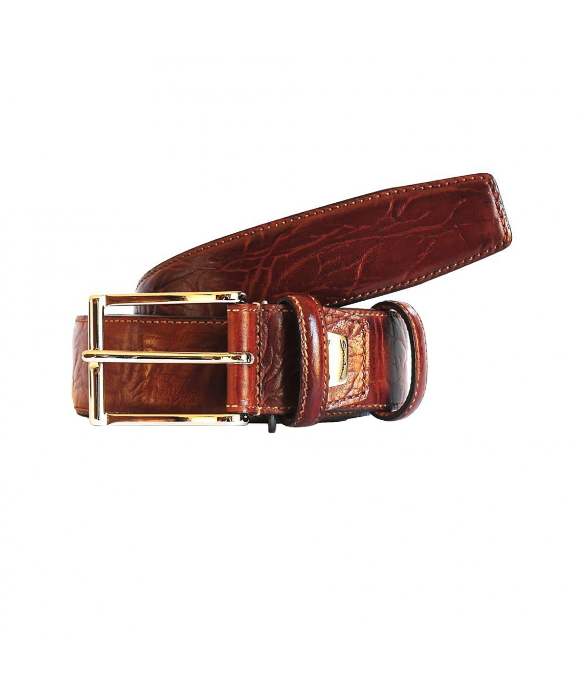 Santoni Belt Leather (385)