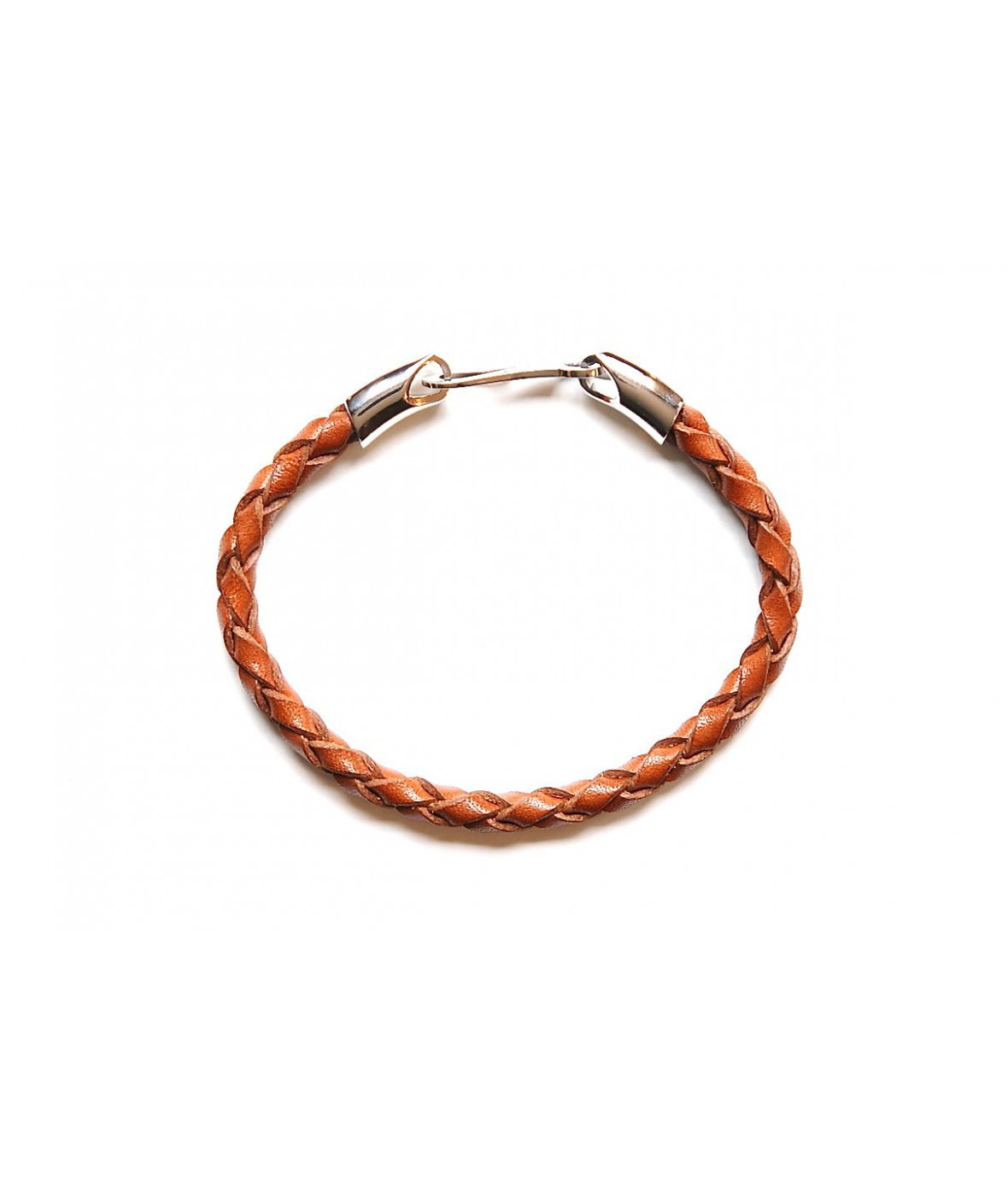 Santoni Bracelet Hellbraun