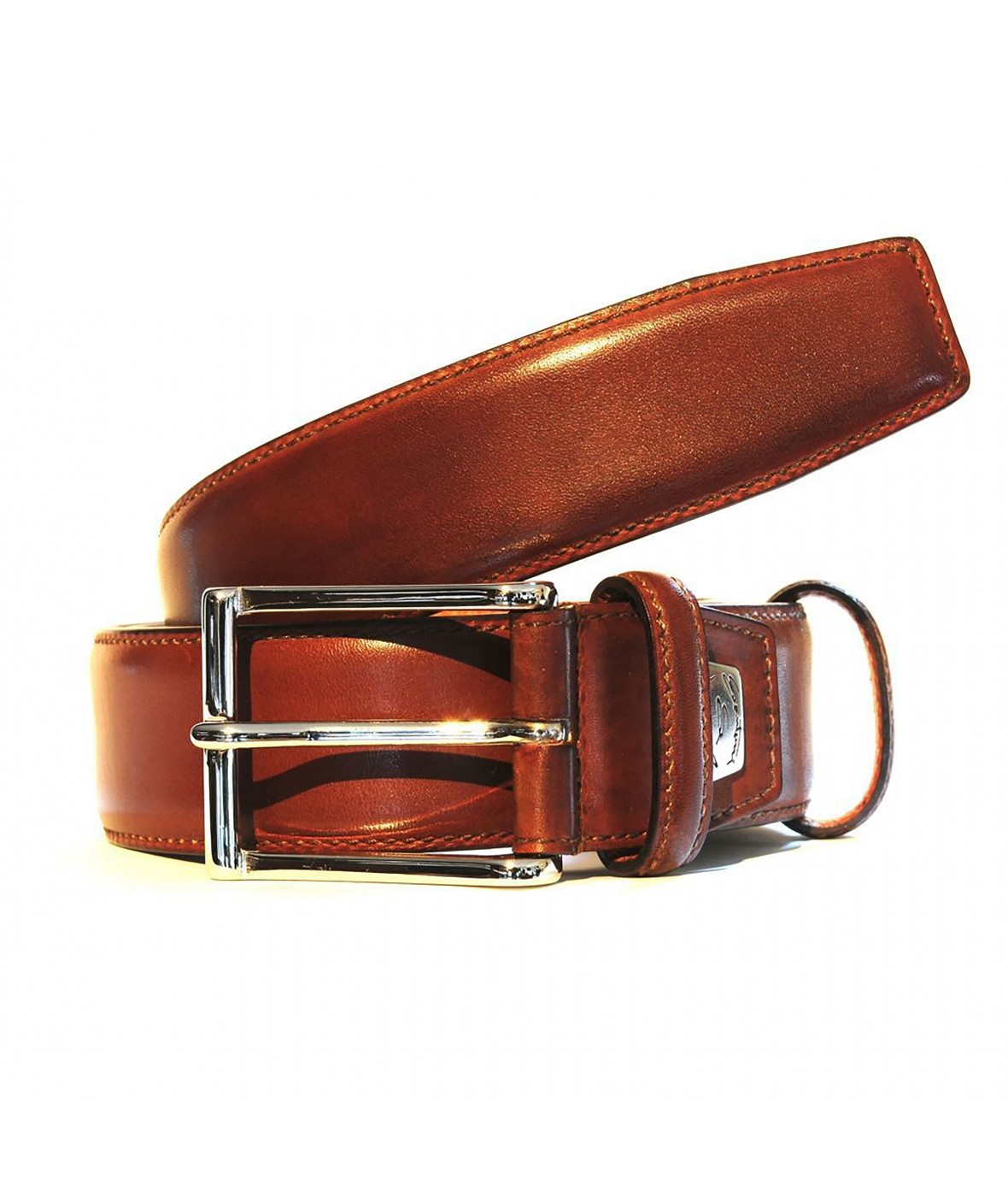 Santoni Belt Leather (369)
