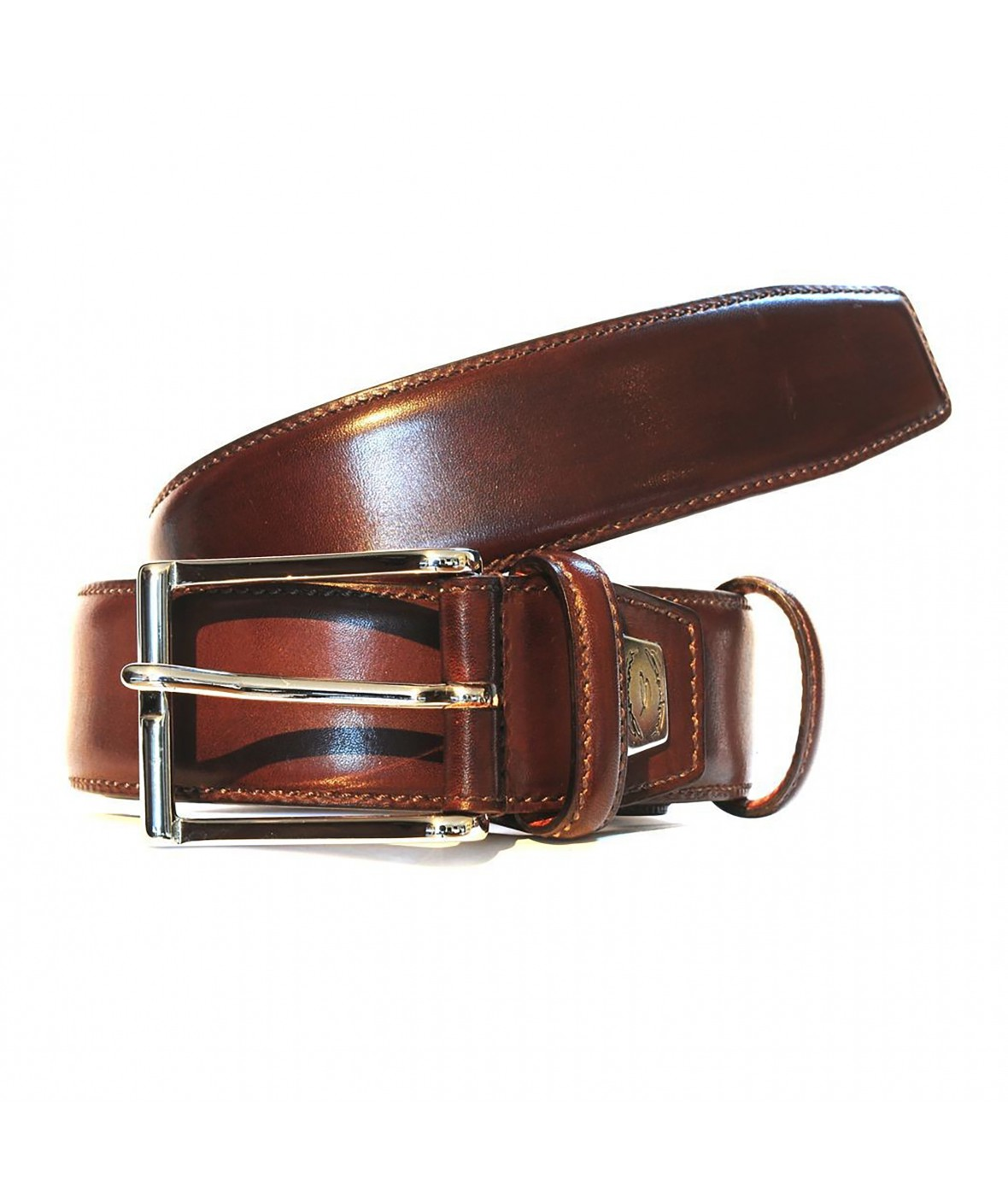 Santoni Belt Leather (370)