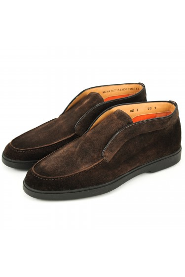 Santoni Nevio dark brown (33406)