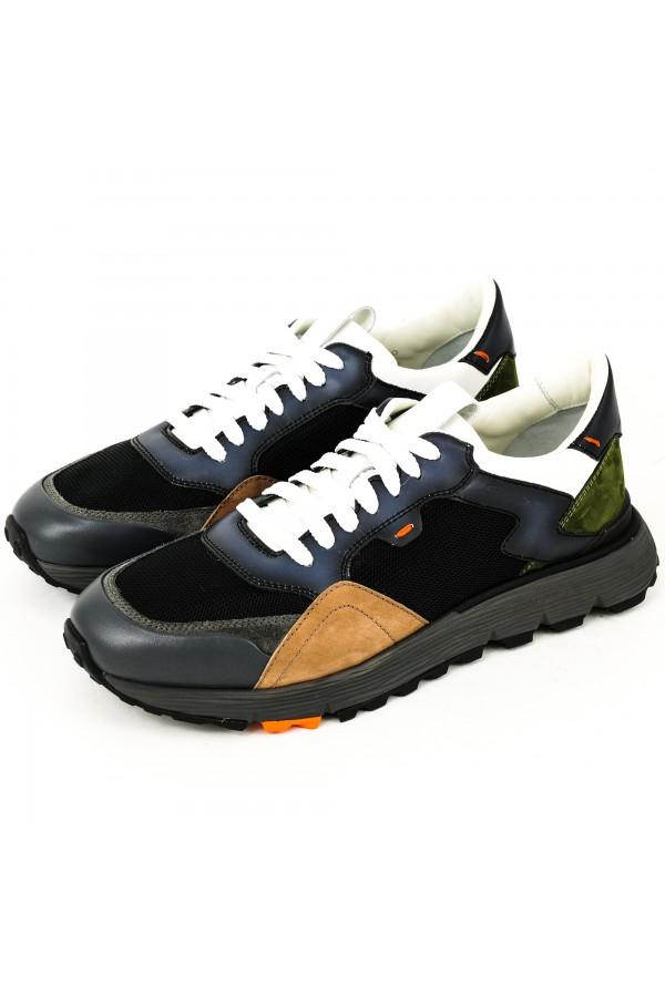 Santoni Sneakers   Voustenshoes.com