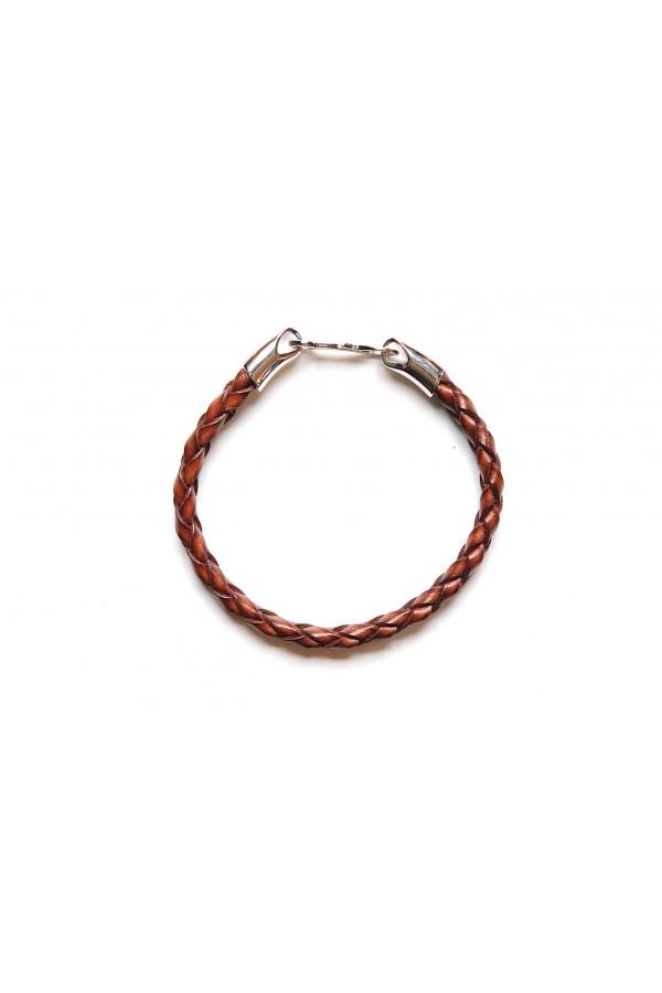Santoni Bracelet Mid Brown