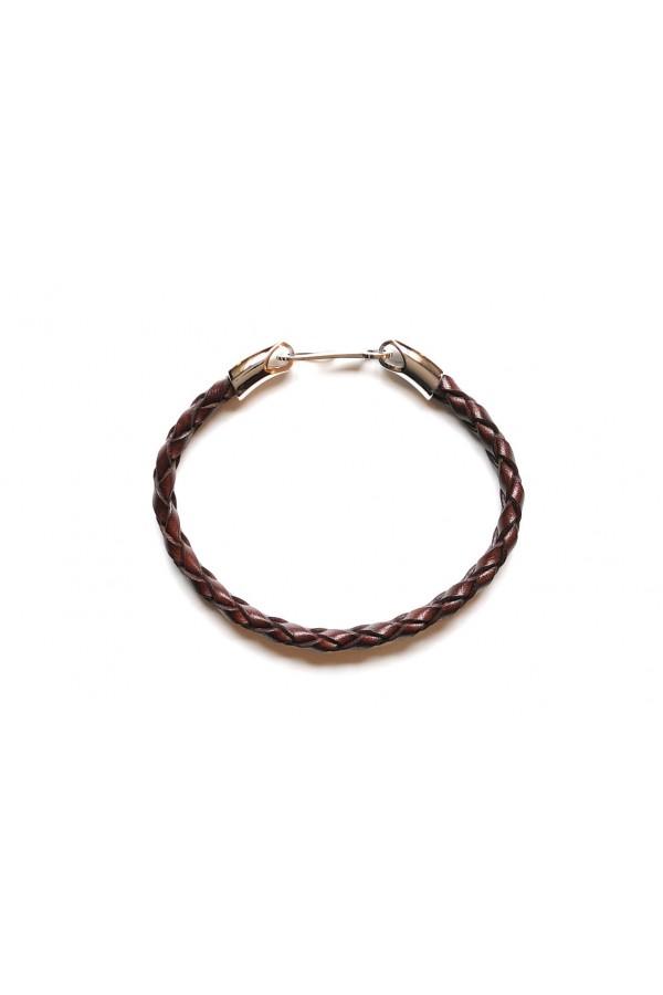 Santoni Bracelet Dark Brown
